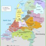 Netherlands Maps | Maps Of Netherlands Regarding Printable Map Of The Netherlands