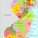 New Jersey State Maps | Usa | Maps Of New Jersey (Nj) Throughout Printable Map Of New Jersey