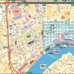 New Orleans French Quarter Tourist Map   Printable Map Of New In Printable Walking Map Of New Orleans