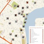 New Orleans Printable Tourist Map | Free Tourist Maps ✈ | New Intended For Printable French Quarter Map