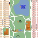New York Central Park Map And Travel Information | Download Free New For Printable Map Of Central Park Nyc