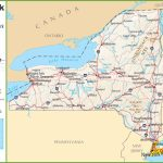 New York State Maps | Usa | Maps Of New York (Ny) Inside Printable Map Of New York State