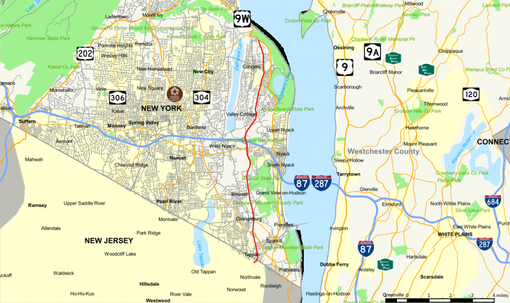 New York State Route 303 - Wikipedia throughout Road Map Of New York State Printable