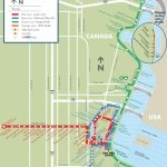 Niagara Parks People Mover Throughout Printable Map Of Niagara On The Lake