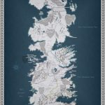 No Spoilers] Westeros Map : Gameofthrones inside Printable Map Of Westeros