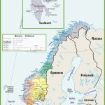 Norway Maps | Maps Of Norway   Printable Map Of Norway | Printable Maps In Printable Map Of Norway