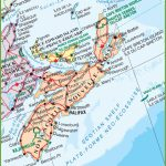 Nova Scotia Maps | Canada | Maps Of Nova Scotia (Ns) For Printable Map Of Nova Scotia