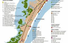 Printable Map Of Ocean City Md Boardwalk