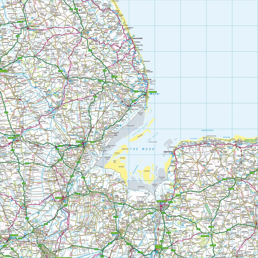 Ordnance Survey - Wikipedia with Printable Maps By Waterproofpaper Com