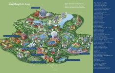Walt Disney World Printable Maps