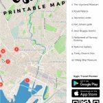 Oslo Printable Tourist Map In 2019 | Free Tourist Maps ✈ | Tourist Throughout Oslo Tourist Map Printable