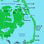 Outer Banks Map | Outer Banks, Nc Regarding Printable Map Of Outer Banks Nc