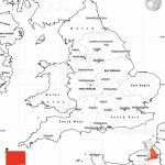 Outline Map Spain Explores North America Archives   My Blog Inside Outline Map Of England Printable