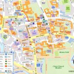 Oxford Maps   Top Tourist Attractions   Free, Printable City Street Map Intended For Oxford Tourist Map Printable