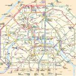 Paris Attractions Map Pdf   Free Printable Tourist Map Paris, Waking Inside Paris Tourist Map Printable