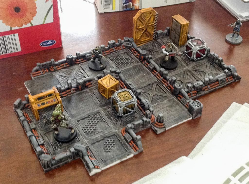 Paul's Star Wars Miniatures: Hirst Arts 3D Map Making in Star Wars Miniatures Printable Maps