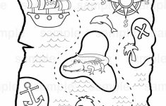 Printable Pirate Maps To Print