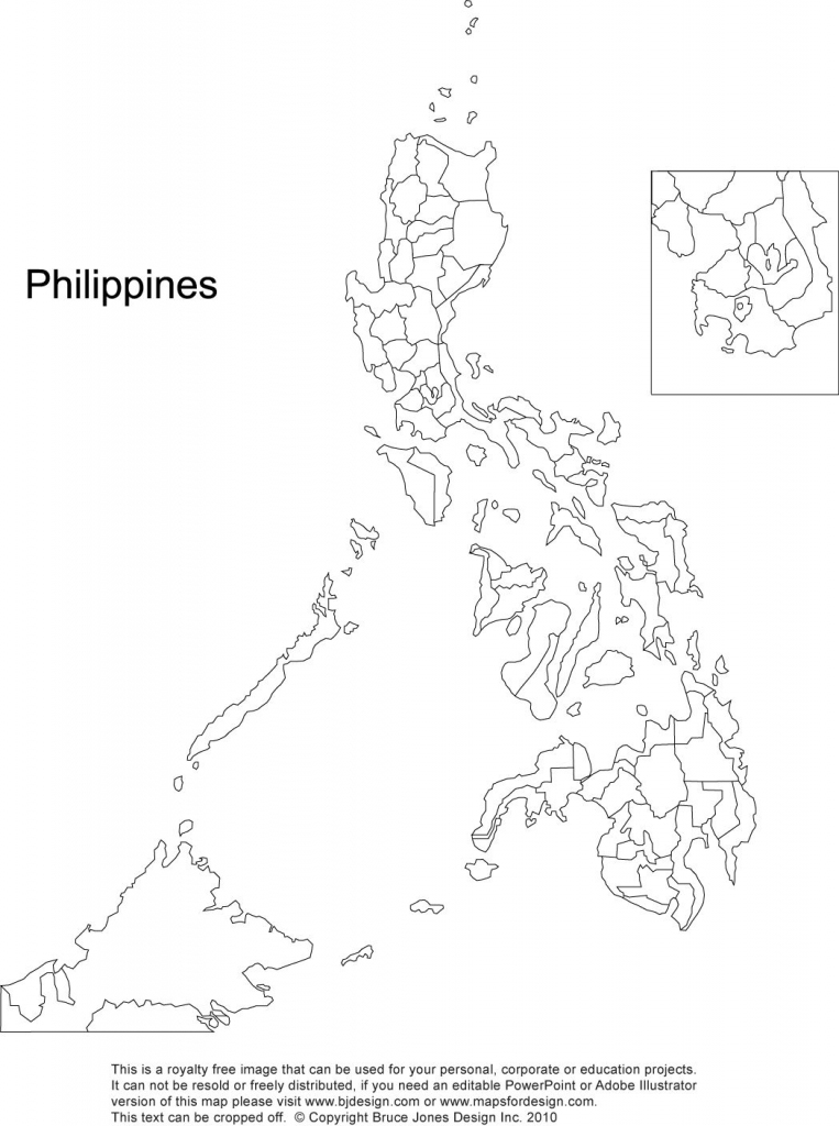 Philippines Blank Printable, Royalty Free, Manila | Gift Ideas for Free Printable Map Of The Philippines