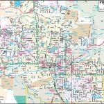 Phoenix Maps | Arizona, U.s. | Maps Of Phoenix For Phoenix Area Map Printable