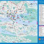 Pindani On Stockholm Sweden Trip   Tourist Map, Map, Stockholm With Stockholm Tourist Map Printable