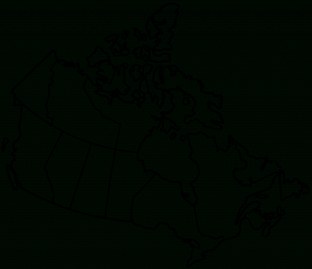 Pinrhonda Scroggins On Geography And History | Geography Lessons with Printable Blank Map Of Canada