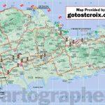 Pinvilla Margarita St Croix On St Croix Map | Island Map, Map In Printable Map Of St John Usvi