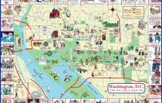 Printable Walking Map Of Washington Dc