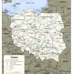 Poland Maps | Printable Maps Of Poland For Download Inside Printable Map Of Poland