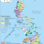 Political Map Of Philippines | Philippines Political Map With Printable Quezon Province Map