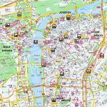 Prague Maps   Top Tourist Attractions   Free, Printable City Street Map In Prague City Map Printable