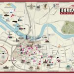 Pretty Useful Map Co. | Beautifully Illustrated Map Guides – Belfast Map Inside Belfast City Map Printable