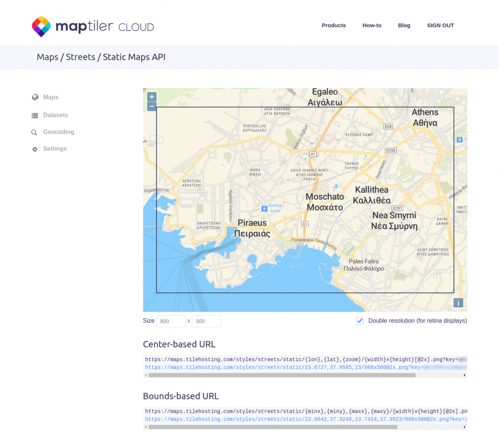 Print Maps & Generate Images | Maptiler Support pertaining to Custom Printable Maps