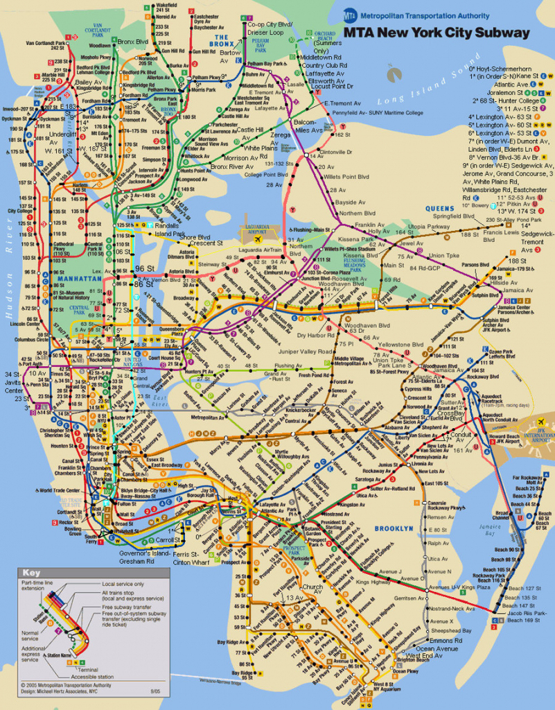 Print-Printable-New-Subway-Map-High-Res-Maps-Usa with regard to Printable Nyc Subway Map