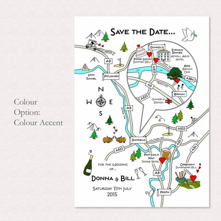Maps For Invitations Free Printable