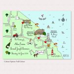 Print Your Own Illustrated Wedding Or Party Mapcute Maps   Free Intended For Free Printable Wedding Maps
