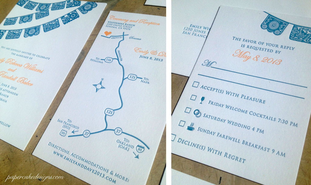 Print Your Own Illustrated Wedding Or Party Mapcute Maps - Free with regard to Printable Maps For Invitations