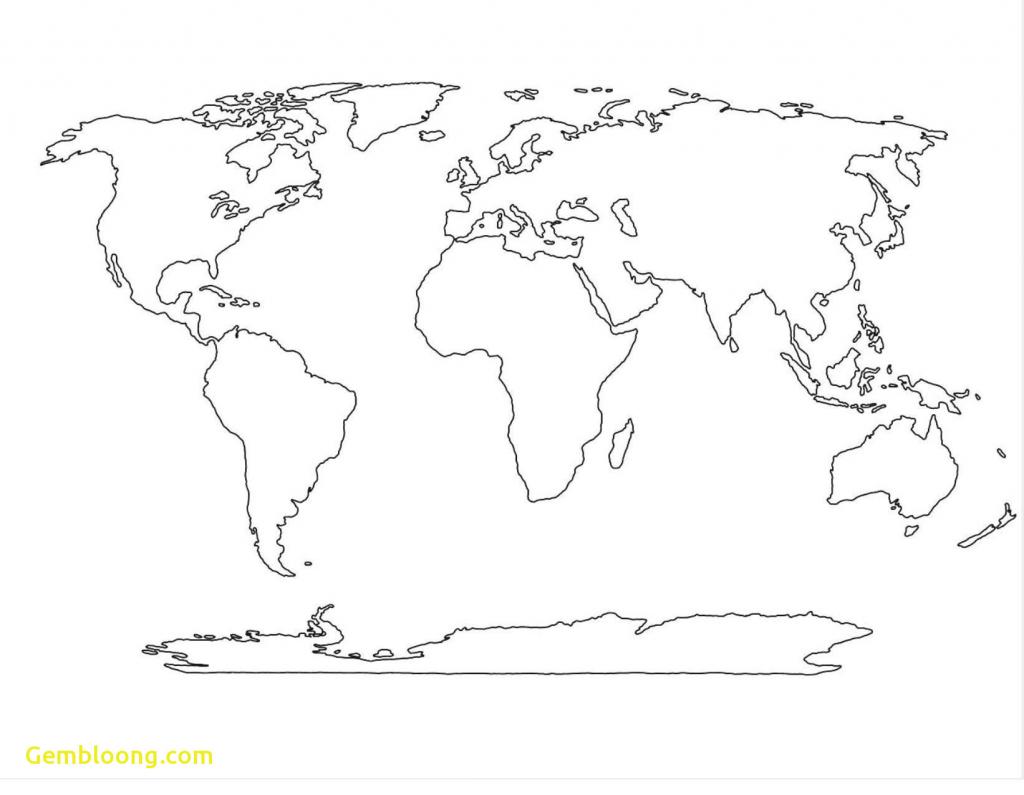 Printable Blank Africa Map New World Pdf Full Resolution Of 20 within Blank World Map Printable Pdf