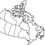 Printable Blank Map Of Canada To Label Popular Printable Maps Of Inside Printable Blank Map Of Canada To Label