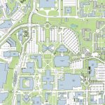 Printable Byu Campus Map For Byu Campus Map Printable