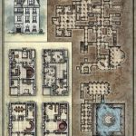 Printable Death House Maps   Dungeon Masters Guild | Dungeon Masters For D&d Printable Maps