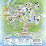 Printable Disney World Maps 2017 Awesome Google Map Orlando Copy For Printable Magic Kingdom Map