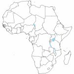 Printable Map Of Africa From Windsurfaddicts 10   Ameliabd Inside Printable Map Of Africa