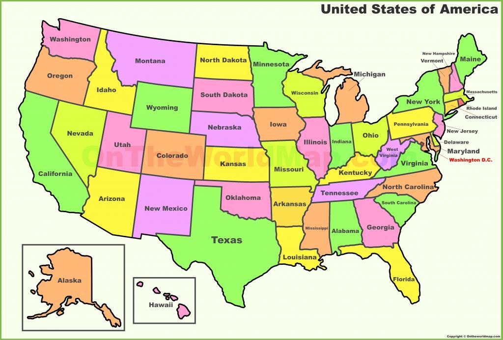 Printable Map Of California For Kids Printable Maps Map Us Printable intended for Printable State Maps For Kids
