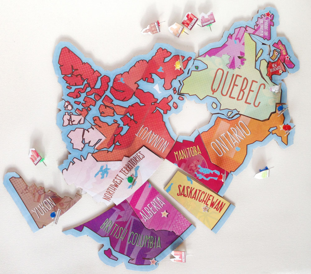 Printable Map Of Canada Puzzle | Play | Cbc Parents with regard to Canada Map Puzzle Printable