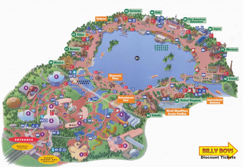 Printable Map Of Disneyland California Printable Map Disneyland And pertaining to Printable Map Of Disneyland California