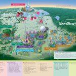 Printable Map Of Disneyland California Printable Walt Disney World Within Walt Disney World Printable Maps