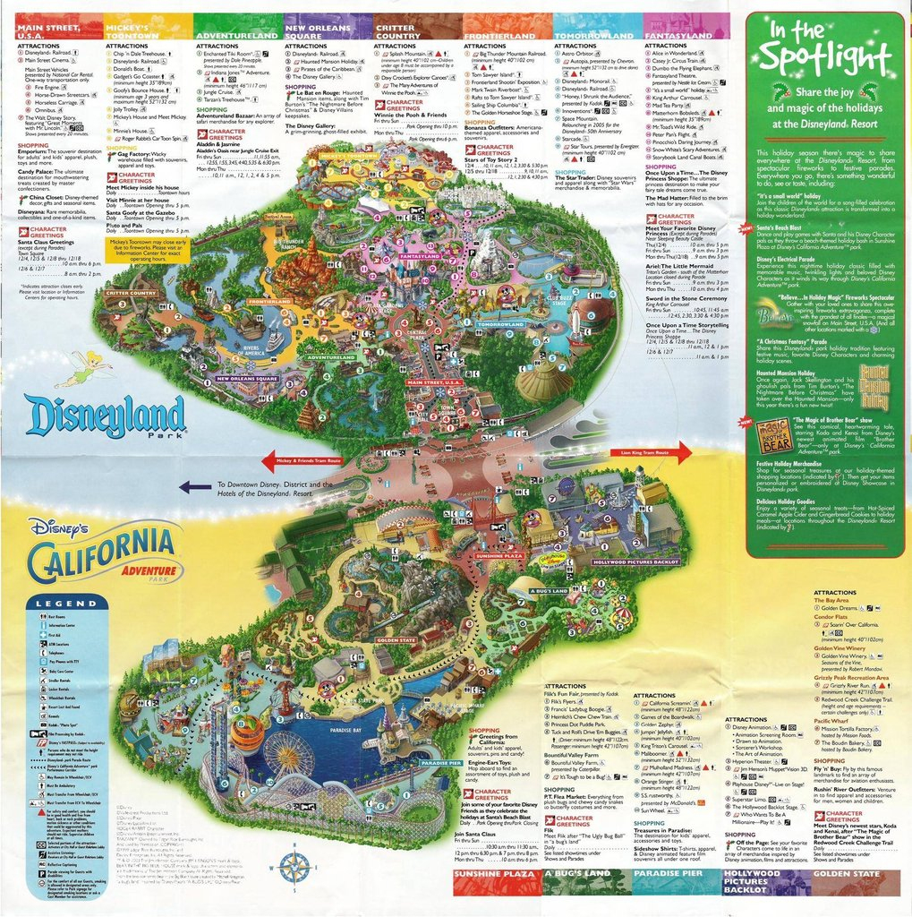 Printable Map Of Disneyland Paris Park Hotels And Surrounding Area Pdf with regard to Printable Disneyland Map 2015