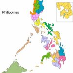 Printable Map Of The Philippines   Free Printable Map Of The Pertaining To Free Printable Map Of The Philippines