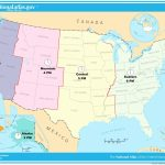 Printable Map Of Us Time Zones Usa Time Zone Map Inspirational Throughout Printable Us Time Zone Map