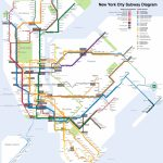 Printable New York City Map | New York City Subway Map Page Below Throughout Manhattan Subway Map Printable